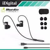 ราคา Bluedio Ks Parkour Version หูฟัง Bluetooth สำหรับออกกำลังกาย Super Bass เป็นต้นฉบับ Bluedio