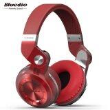 ขาย ซื้อ ออนไลน์ Bluedio T2 Turbine 2 Bluetooth 4 1 Headphone Red