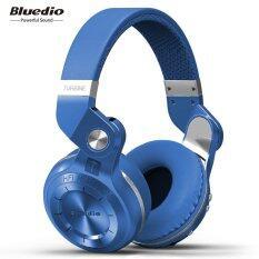 โปรโมชั่น Bluedio T2S Bluetooth Headphones Blue Bluedio ใหม่ล่าสุด