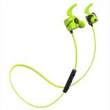 ส่วนลด Bluedio Te บลูทูธ 4 1 หูฟังไร้สายกีฬาไมโครโฟนที่รั่วได้ สีเขียว Bluedio จีน