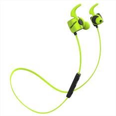 ขาย Bluedio Te บลูทูธ 4 1 หูฟังไร้สายกีฬาไมโครโฟนที่รั่วได้ สีเขียว ใหม่