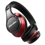 ราคา Bluedio Ufo Bluetooth Headphones Wireless Headset Black Red