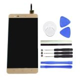 โปรโมชั่น Bluesky For Lenovo K5 Note K52T38 Gold Lcd Display With Touch Screen Digitizer Assembly Original Replacement Parts Intl Unbranded Generic