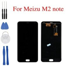 โปรโมชั่น For Meizu M2 Note Phone 5 5 Inch High Quality New Lcd Display Digitizer Touch Screen Assembly Intl Xumu ใหม่ล่าสุด