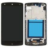 ซื้อ Bluesky จอแอลซีดีจอสัมผัสจอสัมผัสระบบดิจิตอลสำหรับ Lg Nexus 5 D820 D821 เฟรม เครื่องมือดำ นานาชาติ Bluesky ออนไลน์