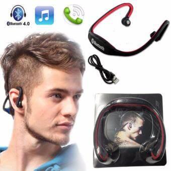 Bluetooth Headset 4.1 หูฟังไร้สาย หูฟังออกกำลังกาย บลูทูธ 4.1