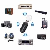 ราคา ราคาถูกที่สุด Bluetooth Hjx 001 บลูทูธมิวสิครับสัญญาณเสียง 3 5Mm แจ็คสเตอริโอไร้สาย Usb A2Dp Blutooth เพลงเสียง Transmitt รับ Dongle อะแดปเตอร์สำหรับทีวีรถหูฟัง