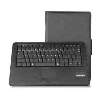 แป้นพิมพ์บลูทูธสำหรับ Microsoft Surface RT/Surface Pro/Surface 2/Surface Pro 2 10.6 นิ้ว HD Windows 8/RT Tablet สีดำ