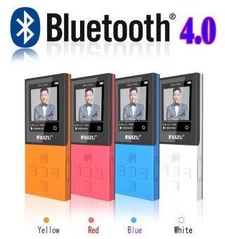 บลูทูธ MP3 RUIZU X18 กีฬา MP3 8 กรัมสามารถเล่น 100 ชั่วโมงคุณภาพสูง lossless-นานาชาติ