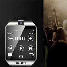 Bluetooth Smart Watch Q18 Support Facebook Twitter Camera Support Android/IOS - intl