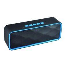 ขาย Bluetooth Speaker Hd Stereo ลำโพงบลูทูธ รุ่น Sc211 เป็นต้นฉบับ