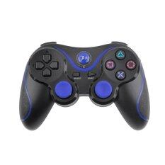 จอยไร้สายบลูทูธเบาะคอนโซลเกมคอนโทรลเลอร์สำหรับ Playstation PS3