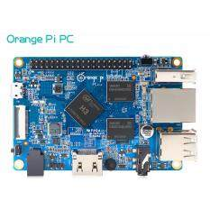 Board Orange Pi PC H3 Support the Lubuntu linux and android mini PC Beyond Raspberry Pi + 5VDC Adaptor