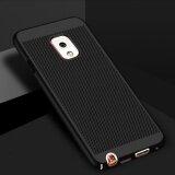 ทบทวน Bonvan Fashion Ultra Thin Hollow Case Heat Dissipation Breathable Shockproof Pc Matte Mesh Anti Fingerprint Phone Case For Samsung Galaxy Note 3 Intl Bonvan