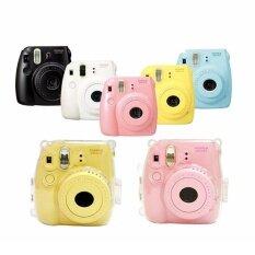 BOOM-Transparent Case Protective Bags For Fuji FujiFilm Instax Mini 8 Camera - intl