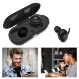 ราคา Borofone Be8 Bluetooth 4 1 Tws True Wireless Earbuds Intl ใหม่