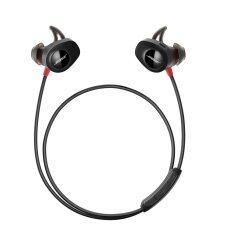 BOSE หูฟังไร้สายแบบเสียบหู รุ่น SoundSport Pulse Wireless - สี Power Red