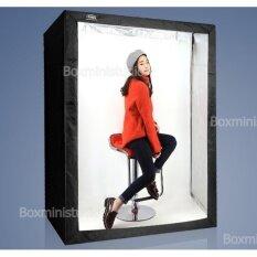 Boxministudio กล่องไฟถ่ายภาพ กล่องไฟสตูดิโอ Deep 160  พร้อมกระเป๋า