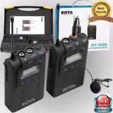 ขาย Boya Wireless ไมค์ รุ่น By Wm6 ของเเท้ 100 ใหม่