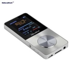 ซื้อ Brand Idealist Metal Mp3 Mp4 Player 8Gb Video Sport Mp4 Flash Hifi Slim Mp4 Video Player Radio Recorder Walkman With Speaker Intl Idealist เป็นต้นฉบับ