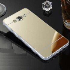 ราคา Bright Reflection Radiant Stylish Luxury Clear Silicone Shinny Bling Mirror Case Shell For Samsung Galaxy A7 2015 A700 Intl ถูก
