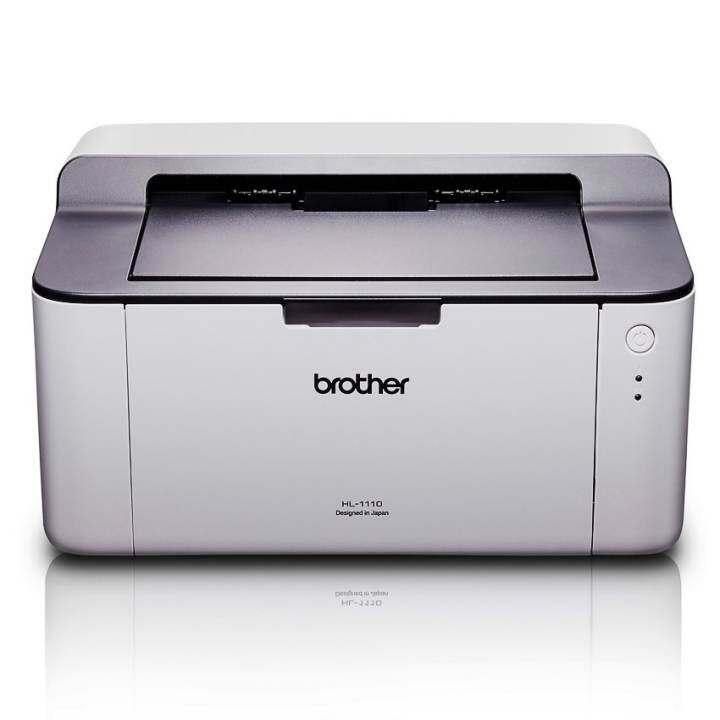 Brother Compact Monochrome Laser Printer HL-1110 ( ปริ้นเตอร์ เครื่องปริ้น เครื่องพิมพ์ )