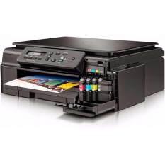 BROTHER DCP J105W ink Jet  print+Copy+Scan+Wifi  ใช้ตลับหมึกแท้