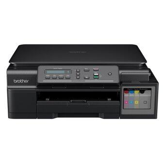 Brother รุ่น DCP-T300 เครื่องพิมพ์อเนกประสงค์ 3 in 1 – ปริ้นเตอร์/ถ่ายเอกสาร/สแกนเนอร์/ LCD Display 1 Line LCD / หน่วยความจำ 64MB