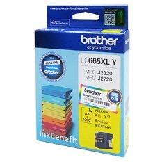 Brother Ink รุ่น LC-665XLY - Yellow