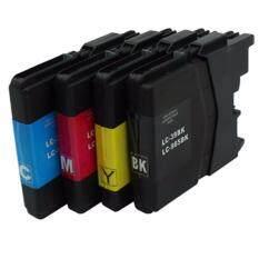 ขาย Brother Ink Lc39 หมึกแท้ 4 สี Nobox สำหรับเครื่องพิมพ์ Dcp J125 Dcp J315W ถูก ใน กรุงเทพมหานคร