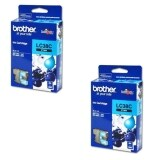 โปรโมชั่น Brother Ink รุ่น Lc 38C 2 กล่อง สีน้ำเงิน