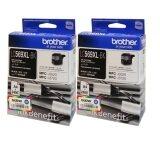 ขาย Brother Ink รุ่น Lc 569Xl Bk สีดำ 2 กล่อง Brother เป็นต้นฉบับ