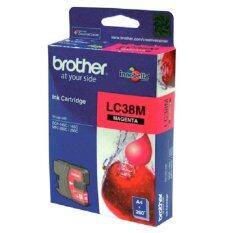 Brother Lc 38M Pink เป็นต้นฉบับ