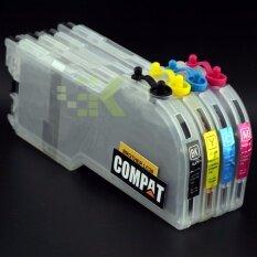 ซื้อ แท้งค์พร้อมน้ำหมึก Brother Lc39 Compat Compatible ถูก
