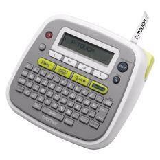 ราคา Brother P Touch Label Printer รุ่น Ptd200 White Gray ลำปาง