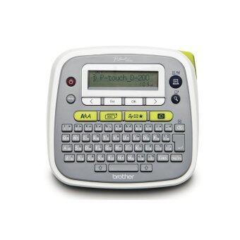 Brother P-Touch PT-D200 - Dark Grey