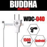ราคา สายชาร์จ Buddha Data Cable For Android รุ่น Wdc 040 เป็นต้นฉบับ