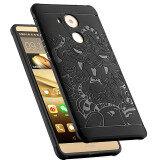 ขาย Byt Dragon Debossed Silicon Screen Protective Cover Case For Huawei Mate 8 Black Unbranded Generic