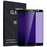 ซื้อ Byt Purple Light Tempered Glass For Huawei Mate 9 Premium 9H Hardness 3D Curved Anti Bluelight Eye Protected Full Screen Coverage Hd Tempered Glass Screen Protector 2Pcs Pack Intl ใหม่