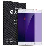 Byt Purple Light Tempered Glass For Xiaomi Mi 5S Plus Premium 9H Hardness 3D Curved Anti Bluelight Eye Protected Full Screen Coverage Hd Tempered Glass Screen Protector 2Pcs Pack Intl จีน