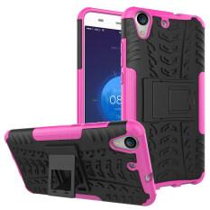 ทบทวน Byt Rugged Dazzle Case For Huawei Y6 Ii With Kickstand Rose Intl Unbranded Generic