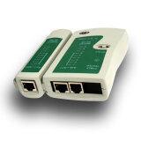 Cable Lan Tester Rj45 And Rj11 White Green ไทย