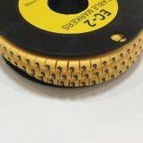ขาย Cable Markers No 3 เคเบิ้ลมาร์คเกอร์ หมายเลข 3 จำนวน 500 ตัว สีเหลือง Cable ถูก