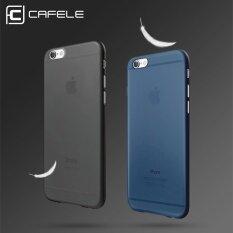 ขาย Cafele ลูกอมสีบางผิวหยาบ Pp กรณีป้องกันลายนิ้วมือโทรศัพท์สำหรับ Iphone 6 พลัส 6 Splus นานาชาติ ออนไลน์