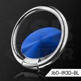 Cafele Iring ติดโทรศัพท์มือถือลาย 3D หมุนได้ 360 องศา สีน้ำเงิน รุ่น J60 Ir3D Bl ใหม่ล่าสุด