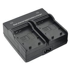 แท่นชาร์จแบตกล้องคู่ รหัส EN-EL22 ENEL22 ชาร์จพร้อมกันครั้งละ 1 หรือ 2 ก้อน รุ่นใหม่ Nikon MH29, Replacement Dual Charger for Nikon 1 J4 , Nikon 1 S2