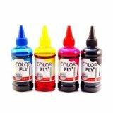 ราคา น้ำหมึกเติม Cannon Color Fly 4 สี Cmyk รุ่นประหยัด ที่สุด