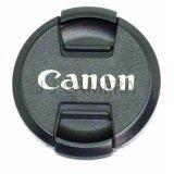 ซื้อ Canon ฝาปิดหน้าเลนส์ Lens Cap 58 Mm เทียบเท่า Unbranded Generic ถูก