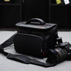 ขาย Canon 600D 650D 60D 700D 100D D90 D7200 Slr กระเป๋ากล้องกระเป๋ากล้องไหล่ Yasciq ถูก