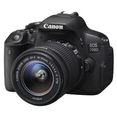 ราคา ราคาถูกที่สุด Canon 700D Lens 18 55Mm Stm Black